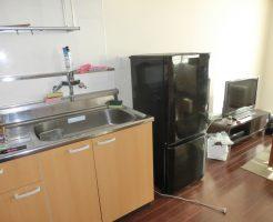 旭川市春光5条で冷蔵庫の回収 施工事例紹介