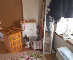 札幌市清田区でテレビ、洗濯機など引っ越しに伴う不要品回収 施工事例紹介