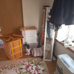 お引っ越し前に希望日での回収!家具が片付いてお喜びいただけました!
