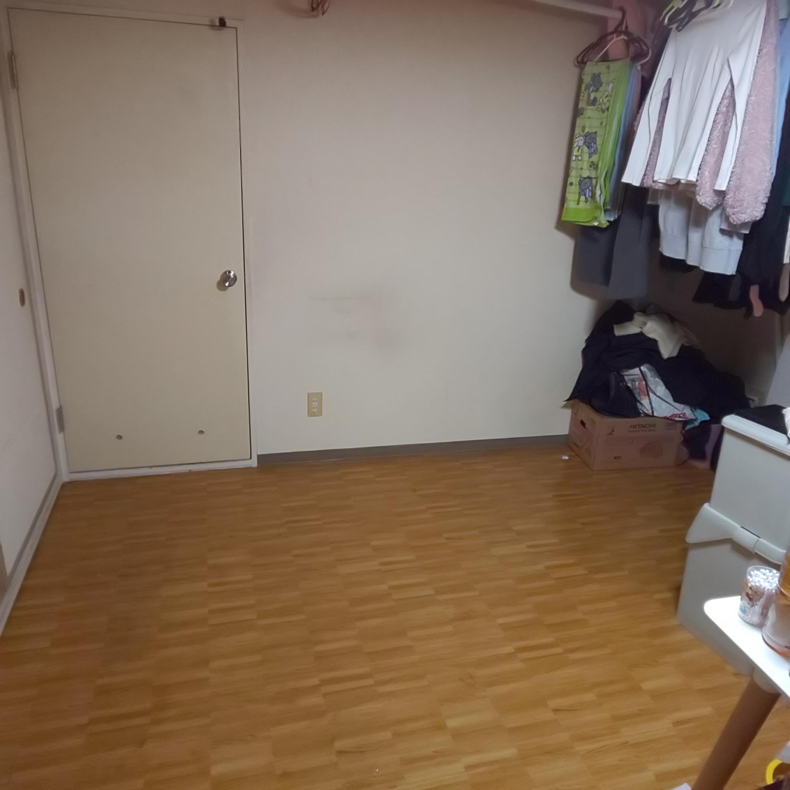 札幌市東区で学習机の回収 施工事例紹介