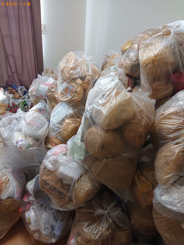 【士別市】分別していない家庭ゴミの回収・処分ご依頼 お客様の声