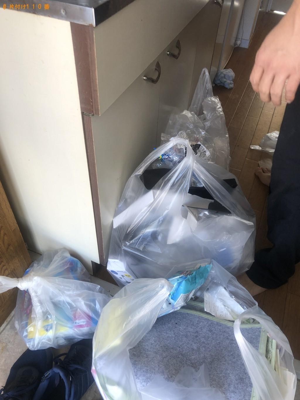 【札幌市】冷蔵庫、洗濯機、分別なし家庭ごみの回収・処分ご依頼