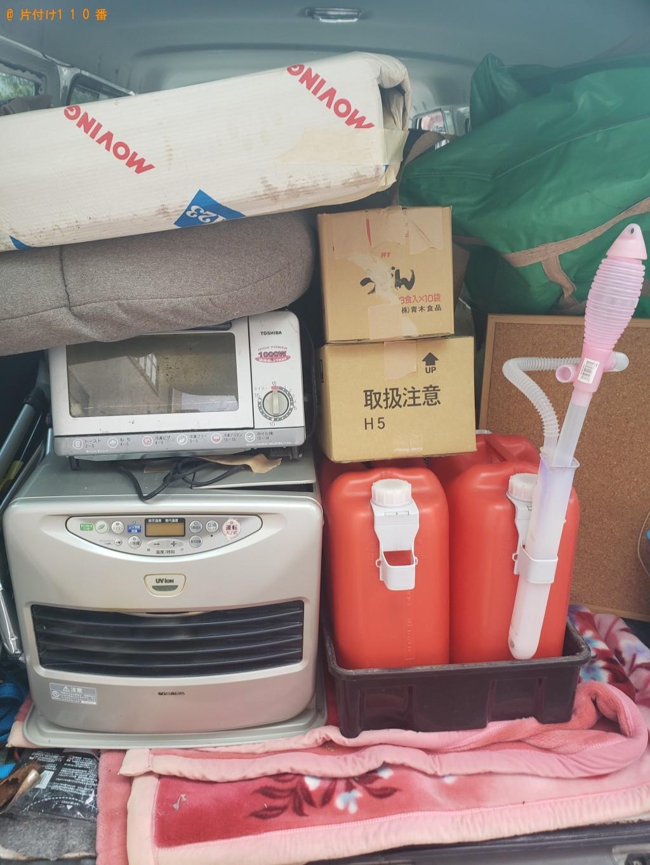 【富良野市】プラスチックの三段ボックス、椅子等の回収・処分ご依頼