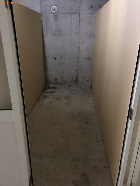 【札幌市豊平区】冷蔵庫、本棚、ガスコンロなどの回収・処分