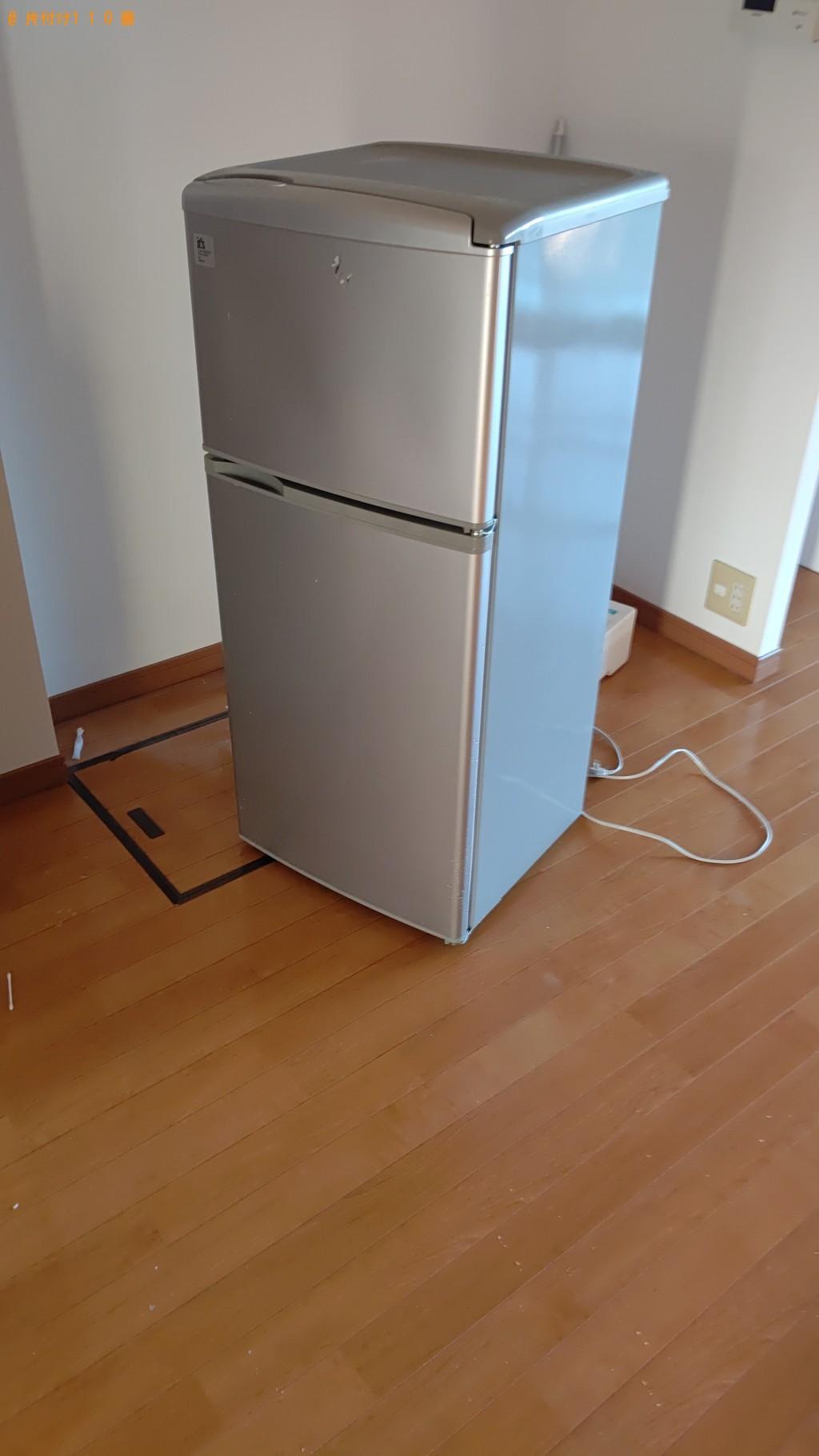 【北見市】冷蔵庫、洗濯機、ガスコンロの回収・処分ご依頼