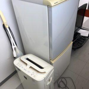 【札幌市中央区】冷蔵庫、テレビ、空気清浄機、掃除機の回収・処分