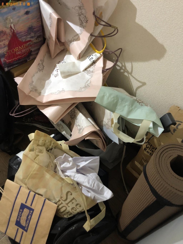 【札幌市北区】ケトル、足用マッサージ機、靴の回収・処分ご依頼