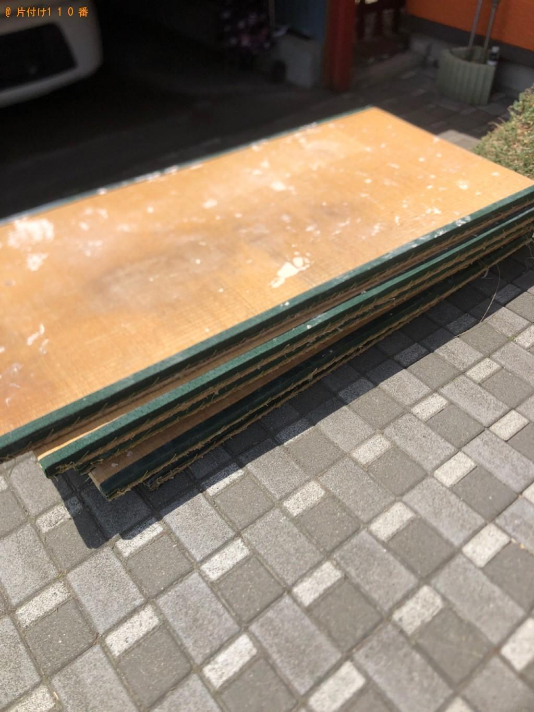 【札幌市北区】畳の回収・処分ご依頼 お客様の声