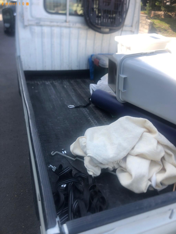 【北見市】ダブルベッド、ベッドマットレスの回収・処分ご依頼
