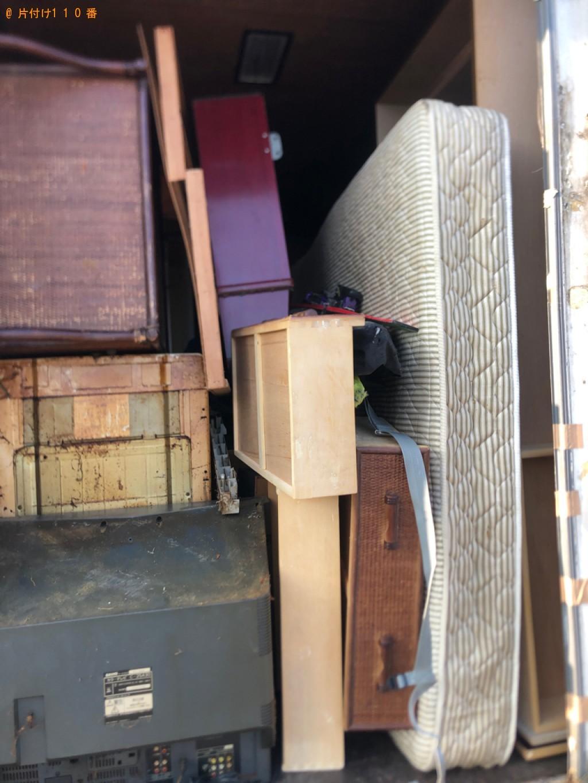 【小樽市】冷蔵庫、テレビ、洗濯機の回収・処分ご依頼 お客様の声