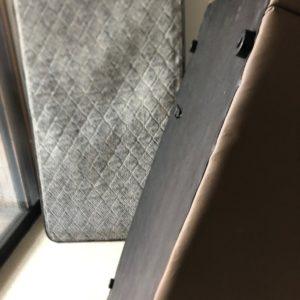 【札幌市西区】シングルベッド、ベッドマットレス、ソファーの回収
