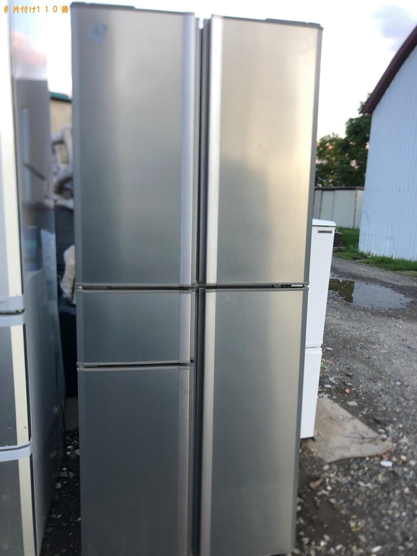 【苫小牧市】冷蔵庫の回収・処分ご依頼 お客様の声