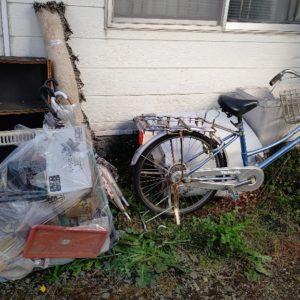 【札幌市東区】洗濯機、カラーボックス、自転車、絨毯等の回収・処分
