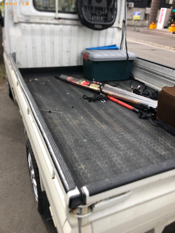 【釧路市】冷蔵庫の回収・処分ご依頼 お客様の声