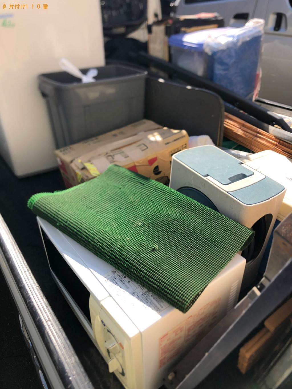【苫小牧市】洗濯機、一般ごみ、クーラーボックス等の回収・処分