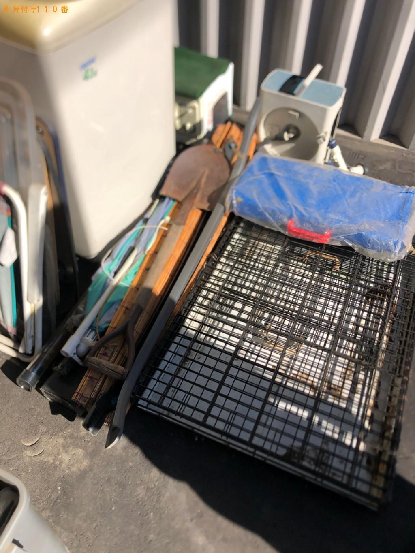 【釧路市】洗濯機、一般ごみ、クーラーボックス等の回収・処分