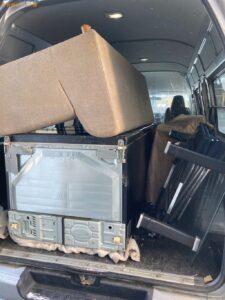 【旭川市】遺品整理でテレビ、モニタの回収・処分ご依頼 お客様の声