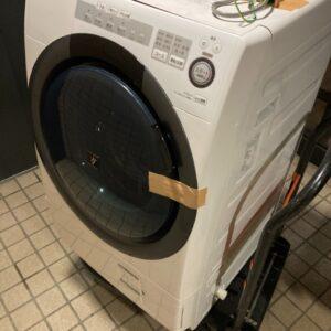 【札幌市中央区】ドラム式洗濯乾燥機の回収・処分ご依頼 お客様の声