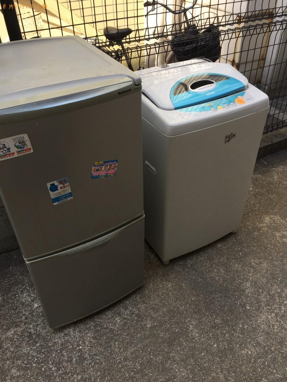 【伊達市】遺品整理で冷蔵庫、洗濯機の出張不用品回収・処分ご依頼
