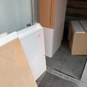 【札幌市中央区】マットレス付きシングルベッドの回収・処分ご依頼