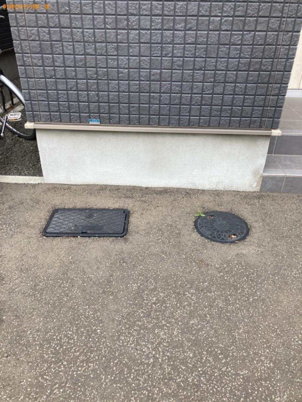 【札幌市西区】三人掛けソファーの回収・処分ご依頼 お客様の声
