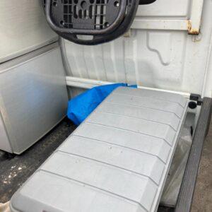 【札幌市北区】マットレス付きシングルベッドの回収・処分ご依頼